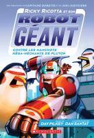 Ricky Ricotta et son robot géant contre les manchots méga-méchants de Pluton