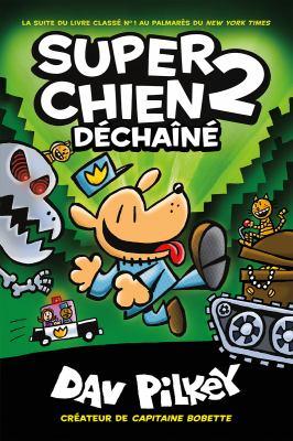 Cover image for Déchaîné