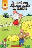 La souris des villes et la souris des champs