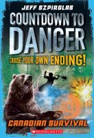 Countdown to Danger, Choose your Own Ending!