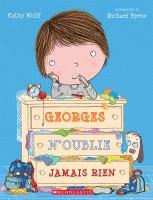 GEORGES N'OUBLIE JAMAIS RIEN