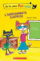 L'enseignante surprise