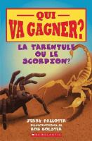La mygale ou le scorpion?