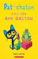 Pete le chaton chez son ami Gaston