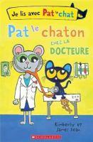 Pat le chaton chez la docteure