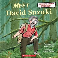 Meet David Suzuki
