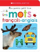 Les mots français-anglais