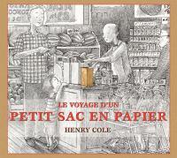 Le voyage d'un petit sac en papier