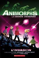 Invasion/(Animorphs: No 1); Bande Dessinee
