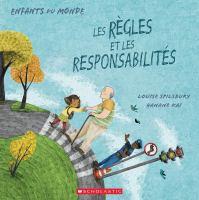 Les règles et responsabilités