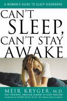 Can't Sleep, Can't Stay Awake