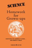 Science Homework for Grownups