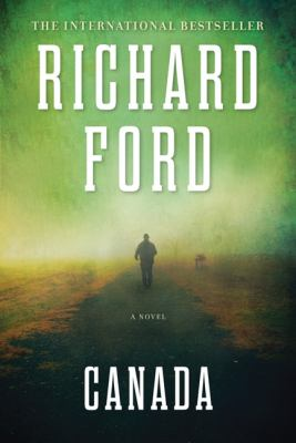 Picture of book cover: Canada by Richard Ford