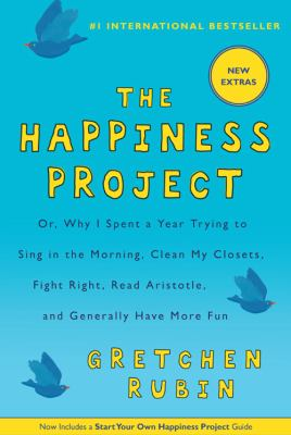 Cover image for The Happiness Project