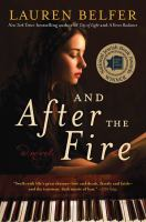 Cover of And After the Fire : Book Club Set - 10 Copies