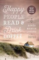 Happy People Read & Drink Coffee