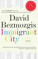 Immigrant city : stories