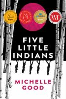 Cover of Five Little Indians