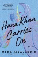 Cover of Hana Khan Carries on