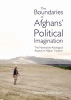 The Boundaries of Afghans' Political Imagination