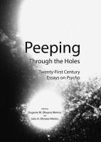 Peeping Through the Holes