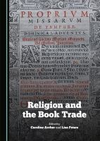 Religion and the Book Trade