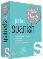 Perfect Spanish