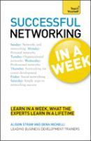 Successful Networking in A Week