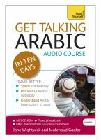 Get Talking Arabic in Ten Days