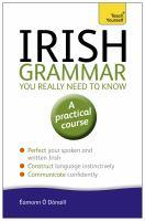 Essential Irish Grammar