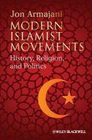 Modern Islamist Movements