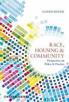 Race, Housing & Community