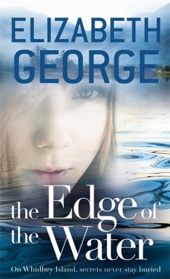 The edge of the water cover