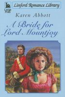 A Bride for Lord Mountjoy