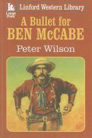 A Bullet for Ben McCabe