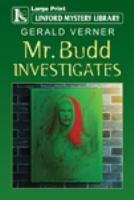 Mr. Budd Investigates