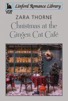Christmas at the Ginger Cat Cafe