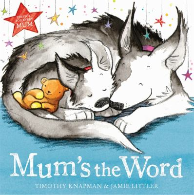 """Book Cover - Mum's the word"""" title=""""View this item in the library catalogue"""