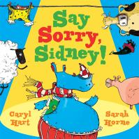 Say Sorry, Sidney!