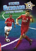 Steven Gerrard and Theo Walcott