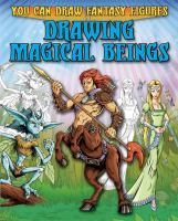 Drawing Magical Beings