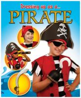 Dressing up as A Pirate