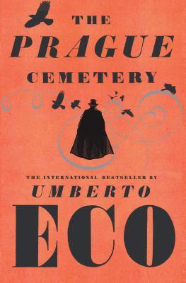 The Prague Cemetary cover