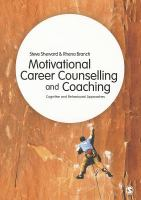 Motivational Career Counselling and Coaching