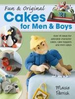 Fun & Original Cakes for Men & Boys