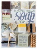 The Natural & Handmade Soap Book