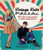 Vintage Knits for Him & Her