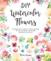 Image: DIY Watercolor Flowers