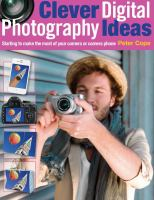 Clever Digital Photography Ideas