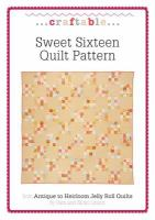 Sweet Sixteen Quilt Pattern